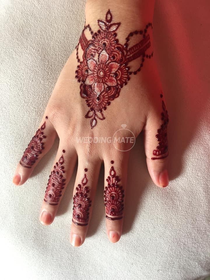 Jiana Henna Bridal Sabah