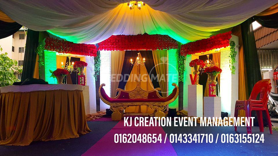 KJ CREATION EVENT MANAGEMENT