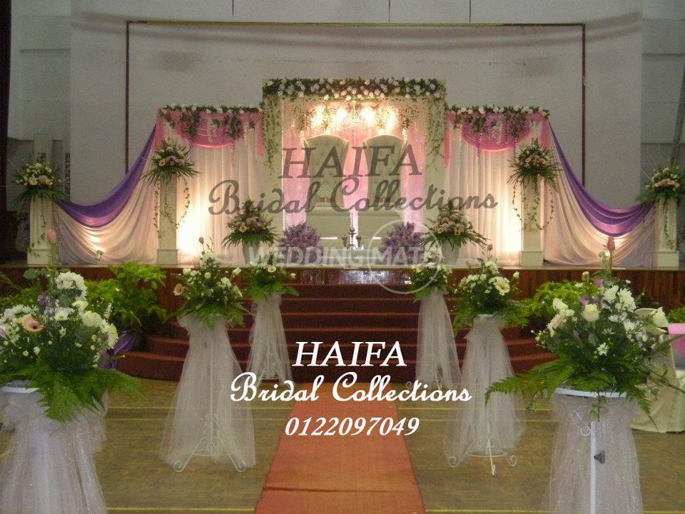 Koleksi Pengantin Haifa