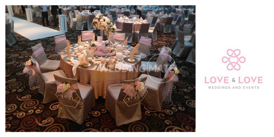 Love & Love Weddings & Events