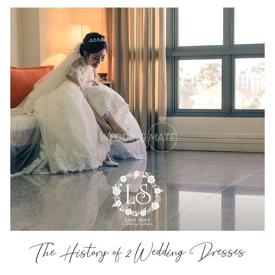 LOVE STORY WEDDING GALLERY