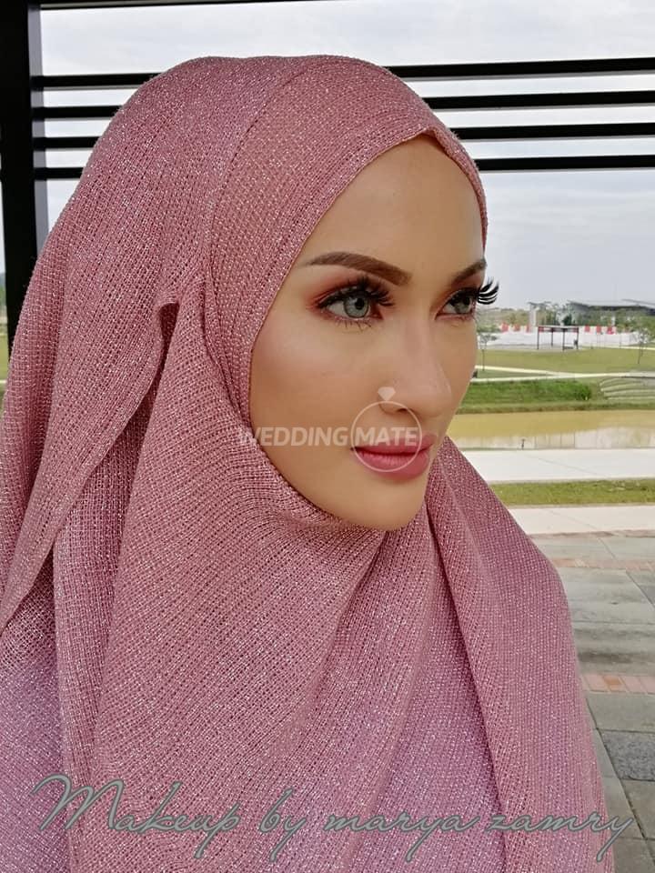 Makeup by Marya Zamry