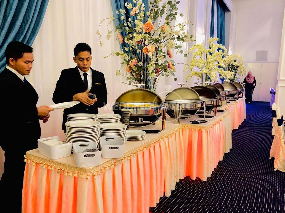 D'Mawar Catering
