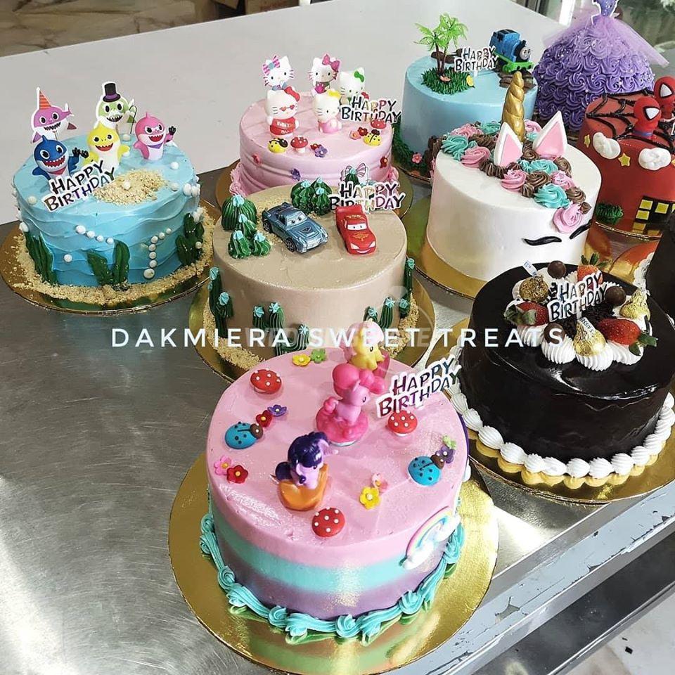 Dakmiera Sweet Treats