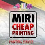 Miri Cheap Print