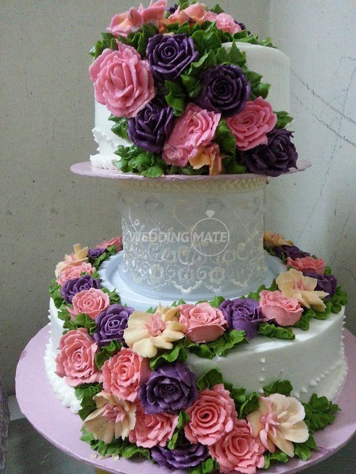 Mybakerella Bakery - Birthday & Wedding Cakes And Cookies