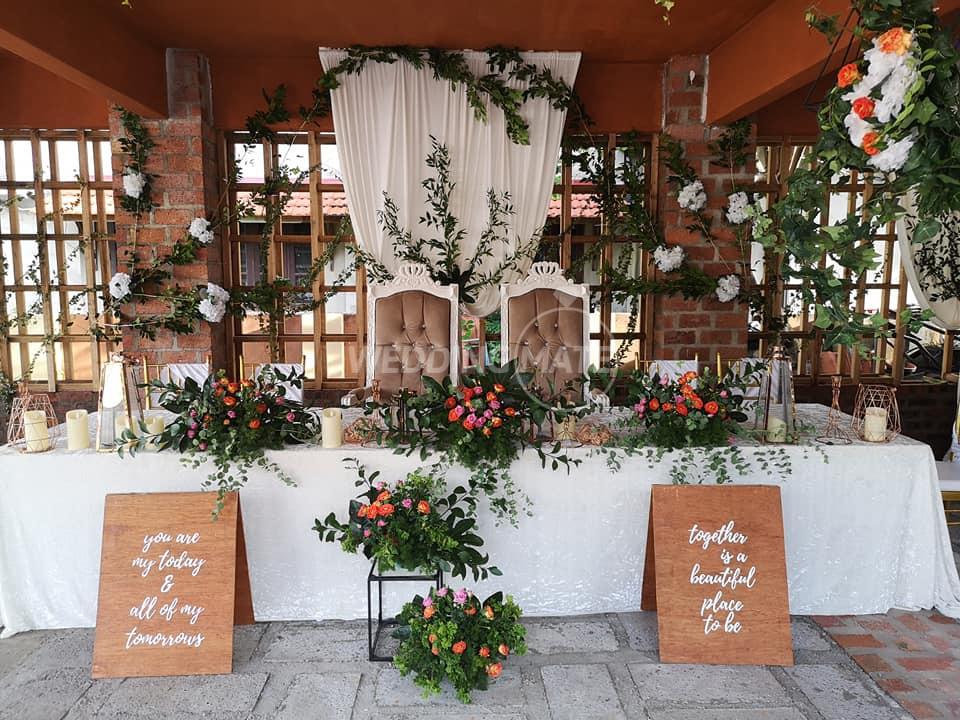 Nadia Darina Wedding