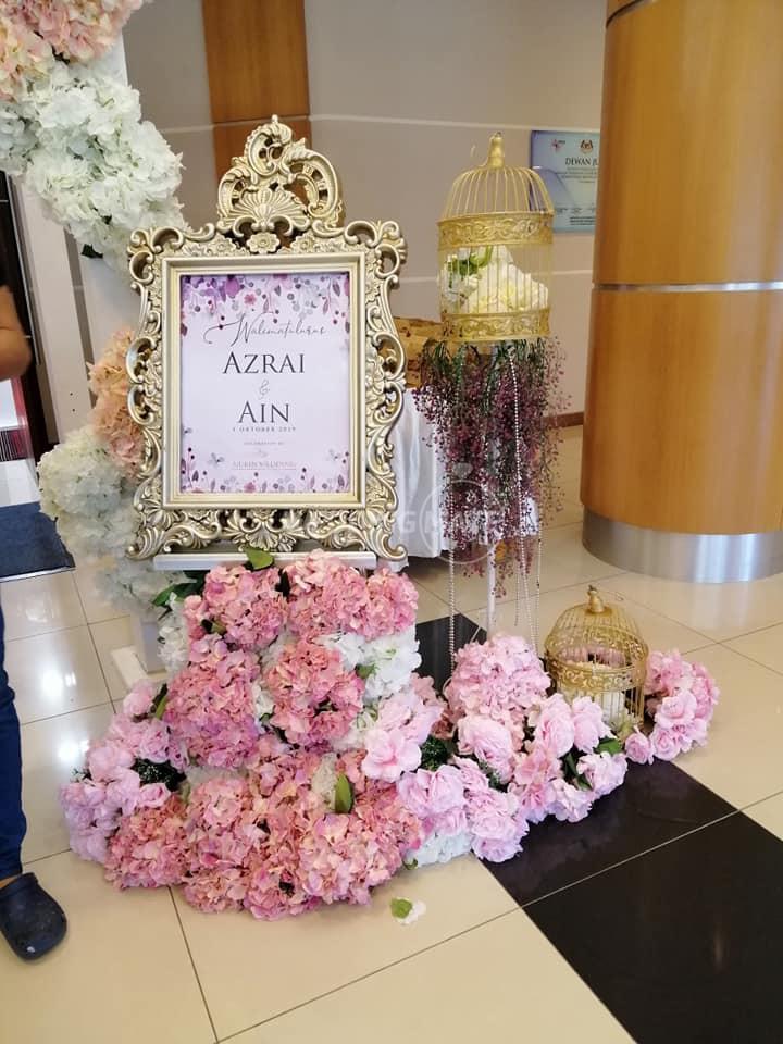Nurin Wedding