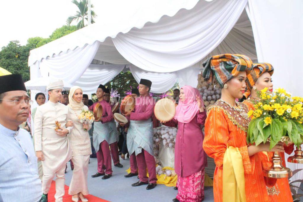 Pasukan Silat & Kompang Kelantan