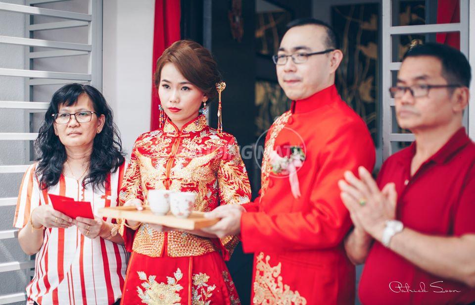 Patrick Soon International Destination Wedding