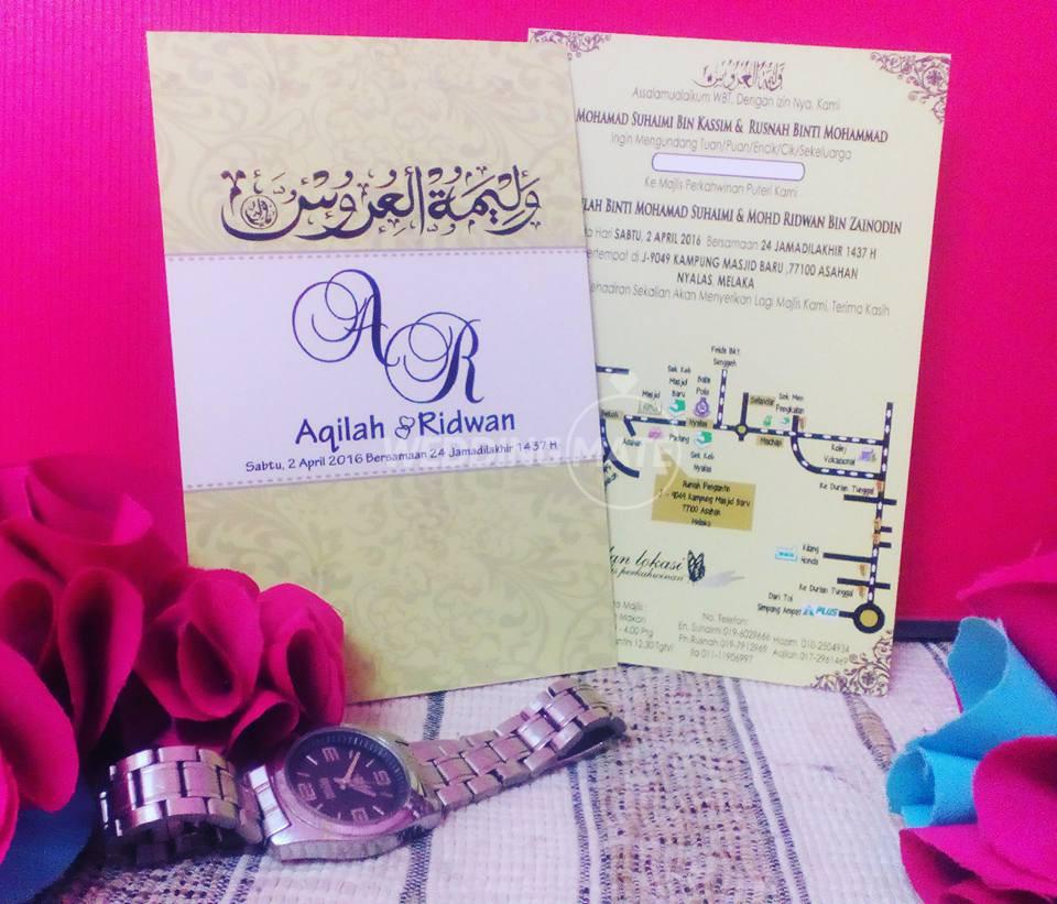 Project Wedding Melaka