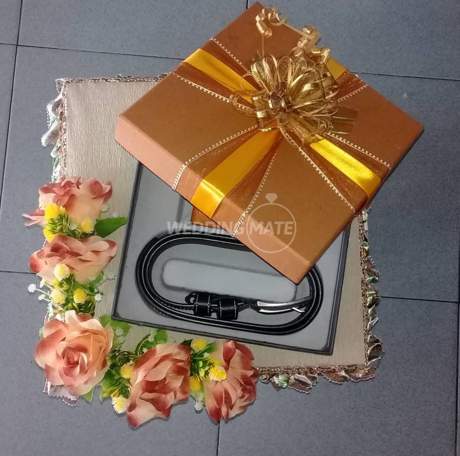 Gubahan Hantaran Perkahwinan Tanjung Seratus