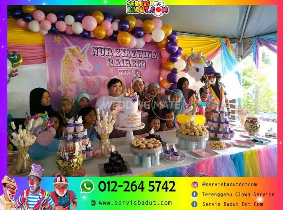 Terengganu Clown Service【 Badut Terengganu 】