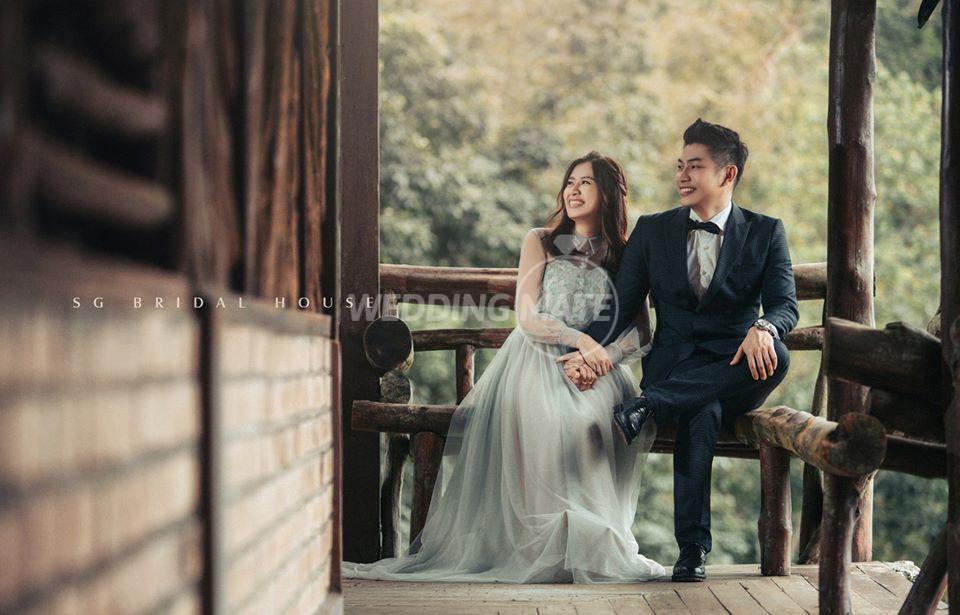 SG Bridal House - Photography