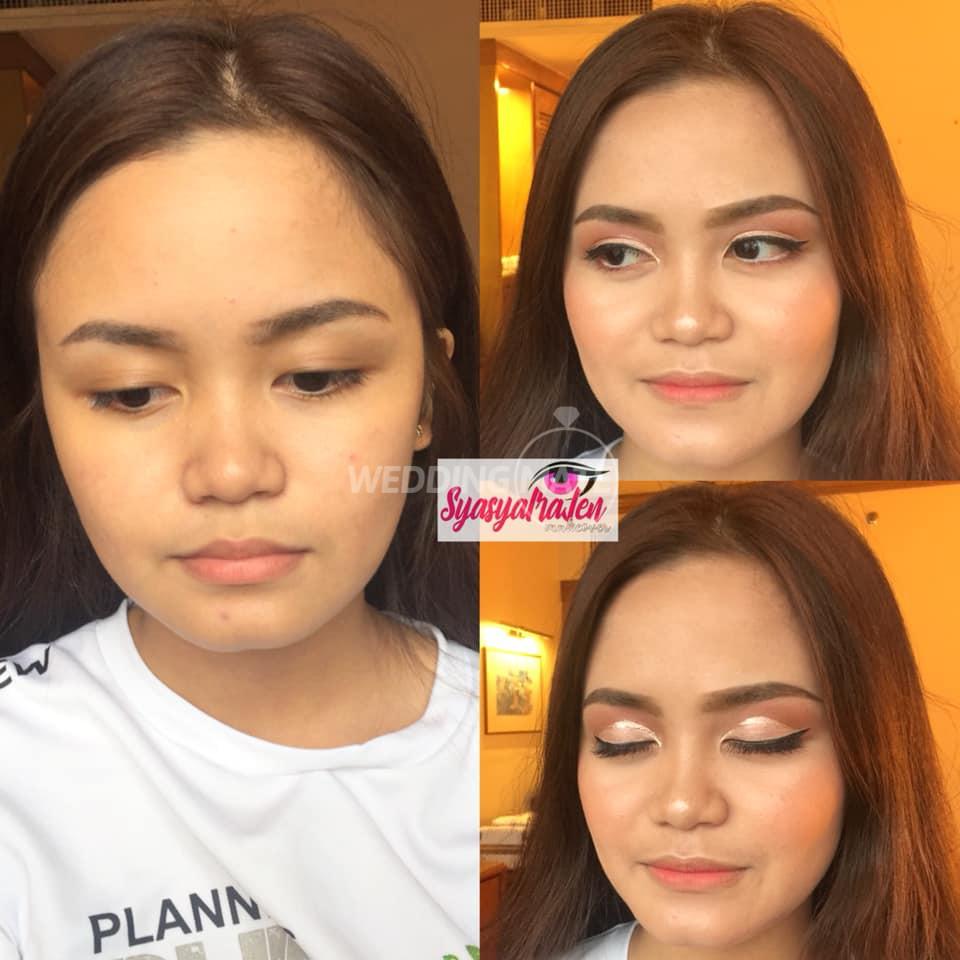 Syasya Ira Jen - Makeup & Talent