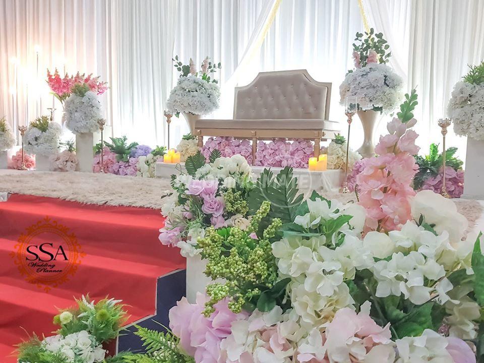 SSA Wedding Planner