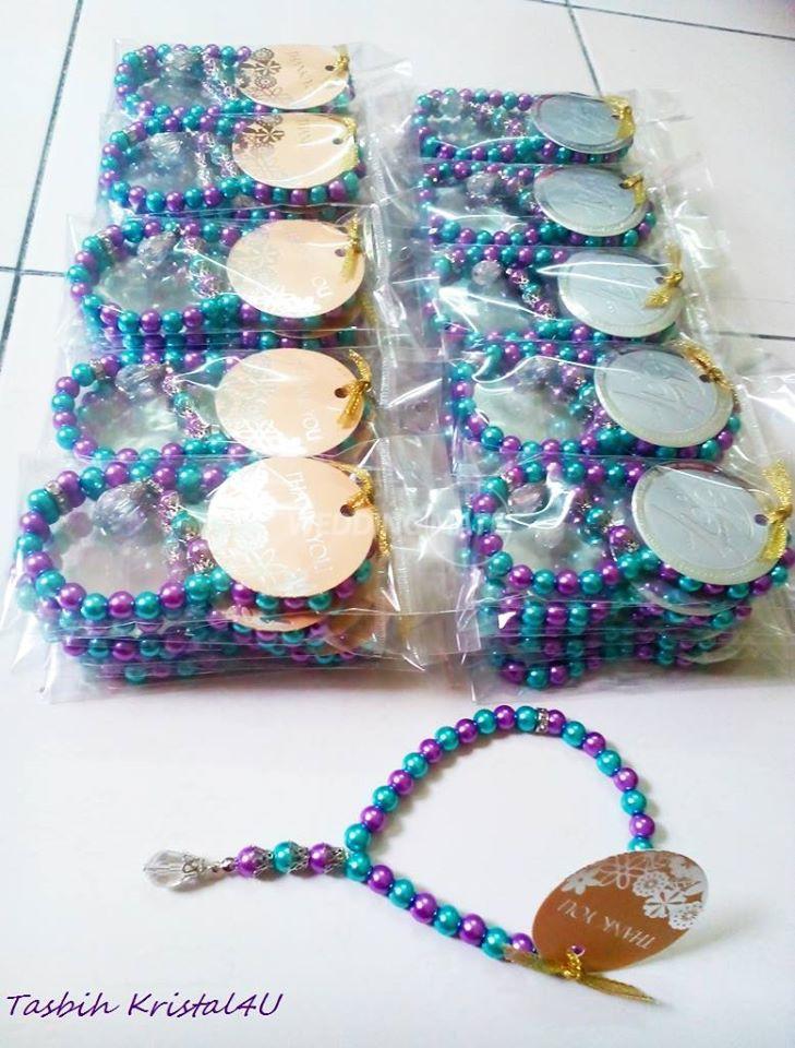 Door Gifts Tasbih Dan Customized Yassin Murah