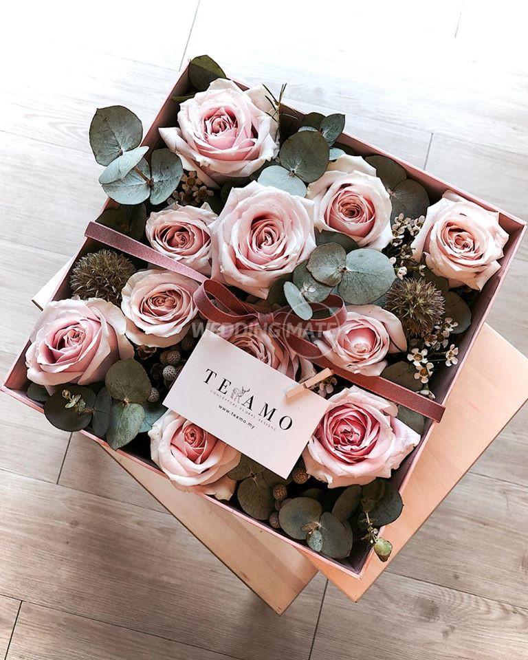 TeAmo Conceptual Floral Designs - Malaysia