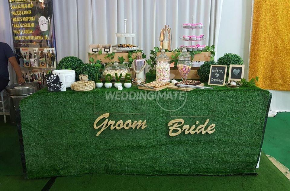 The Wedding Things