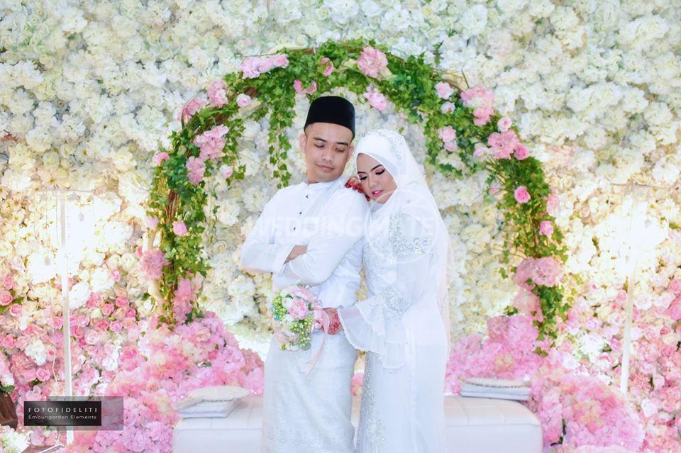Wedding Planner Mawar 1 Rumah