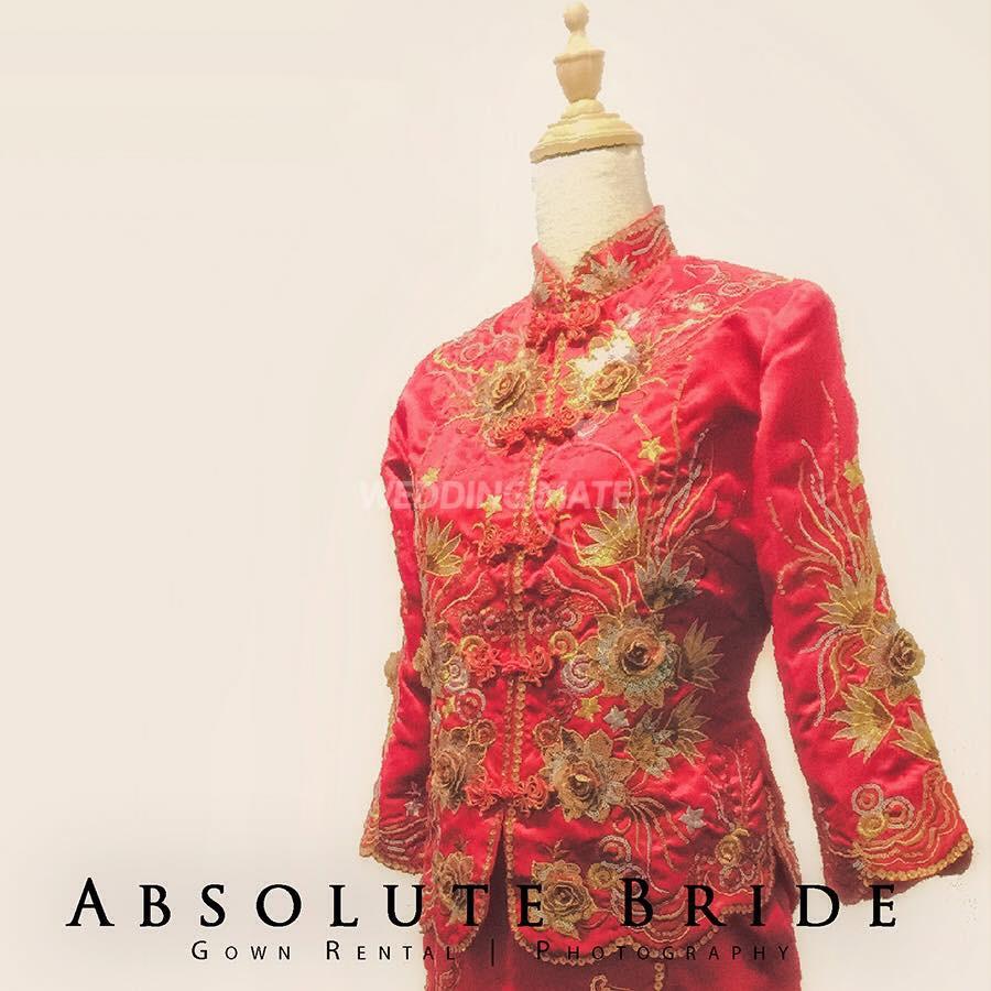 ABSOLUTE BRIDE