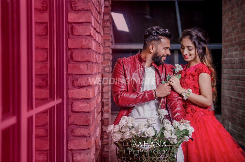 Aahana Pre Wedding Photography