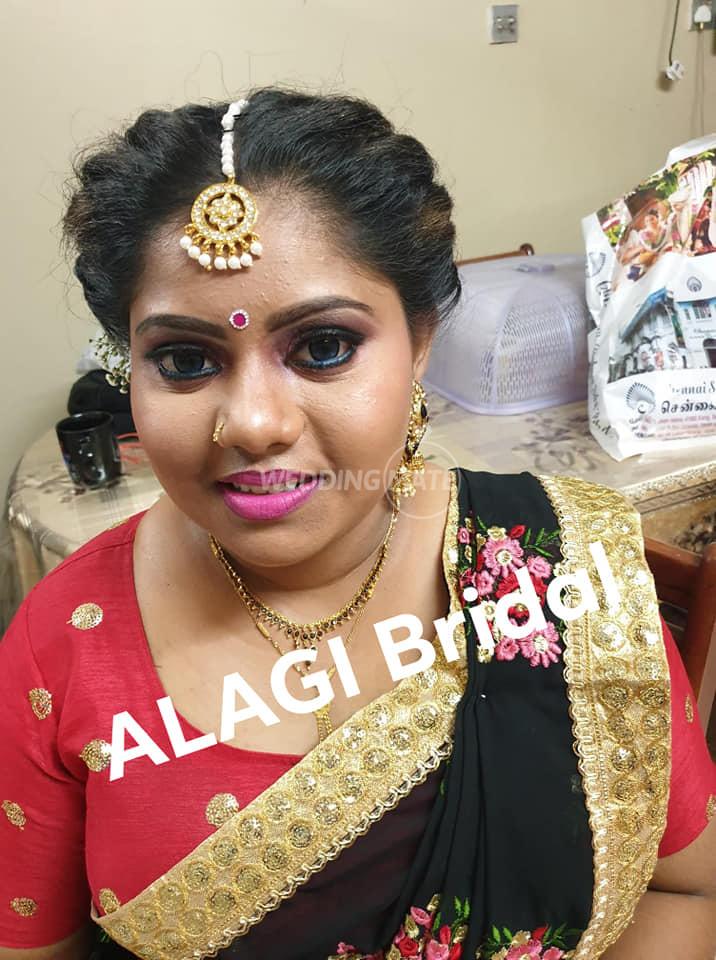 Alagi Bridal & Beauty Care