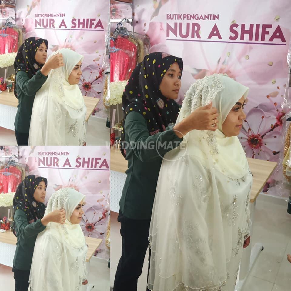 A'shifa Bridal