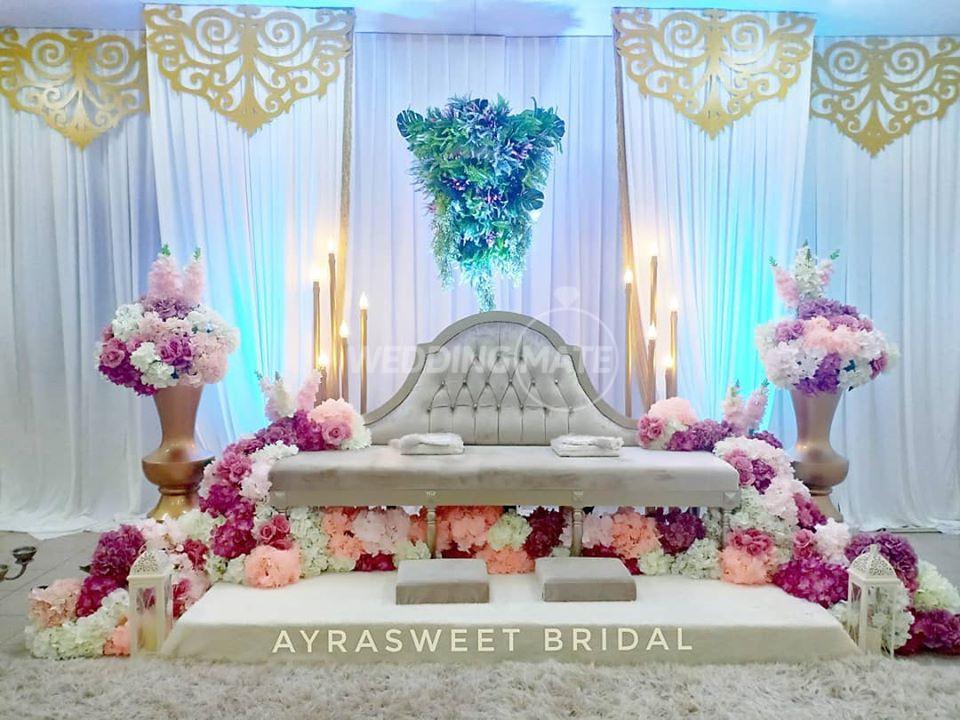 AyraSweet Bridal- Mini Pelamin/Aqiqah Murah Melaka