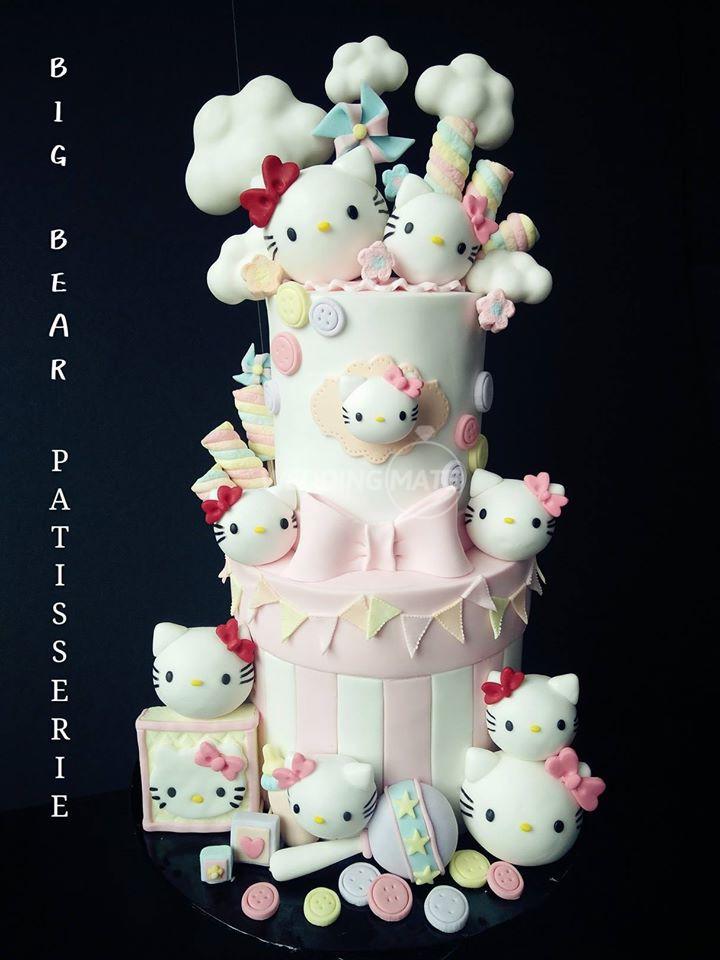 Big Bear Patisserie Cake Shop