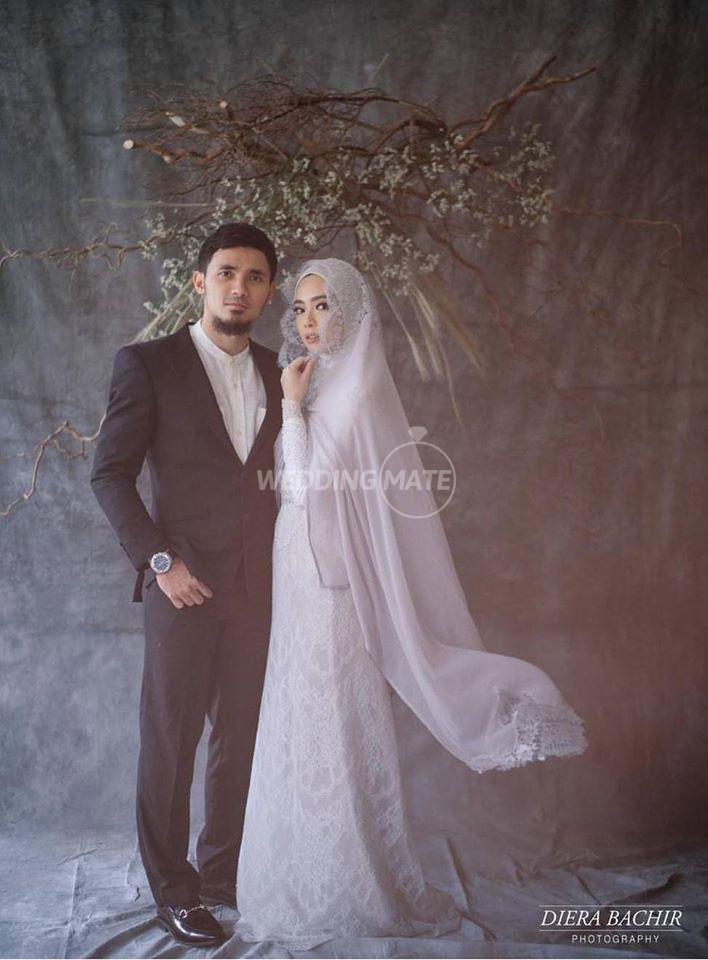 Birubi Veil Baju Kahwin