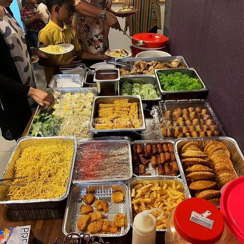 Catering Bajet & Murah