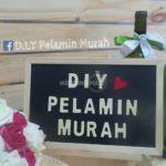 D.I.Y Pelamin & Photobooth Murah