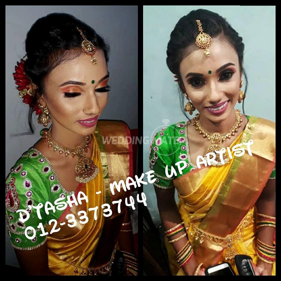 D'Tasha - Make Up Artist