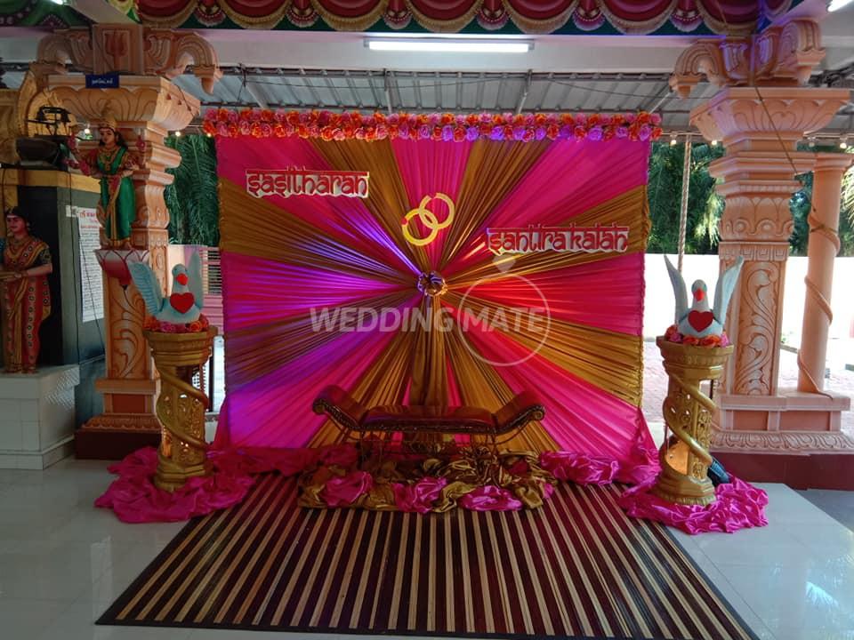 Gold Craaze Wedding Planner