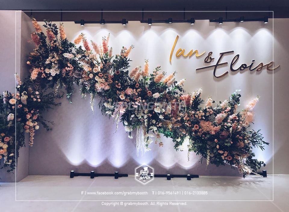 Grabmybooth Wedding Decoration & Photobooth Malaysia