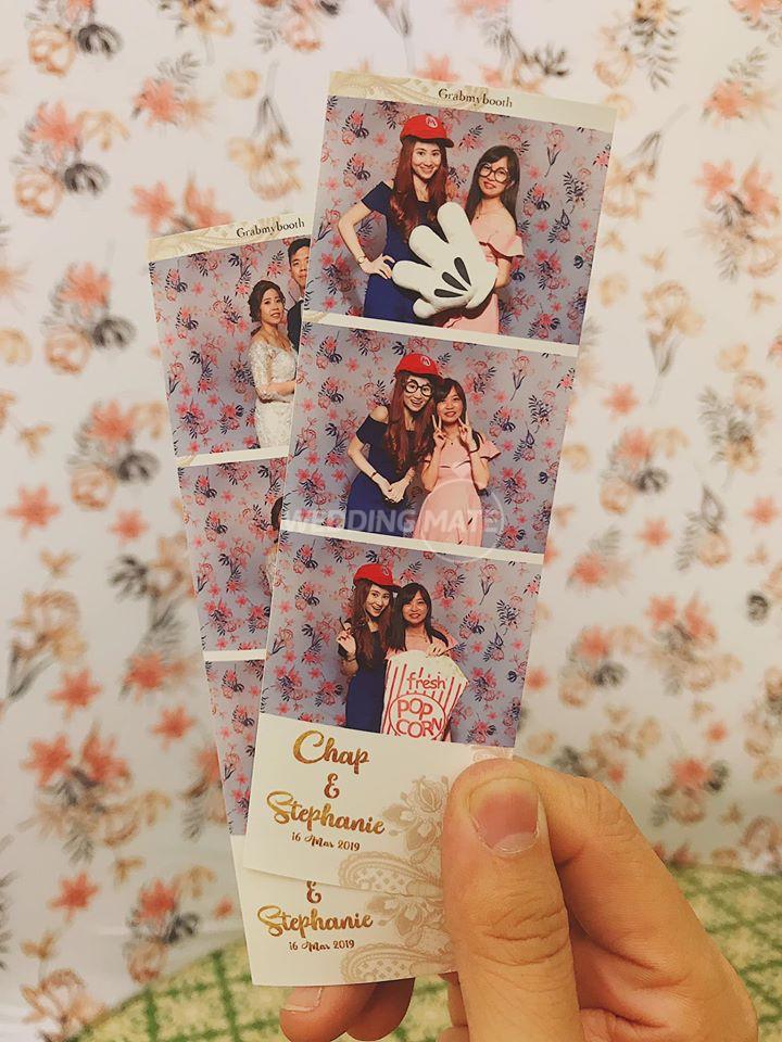 Grabmybooth - Wedding Decoration & Photobooth Malaysia