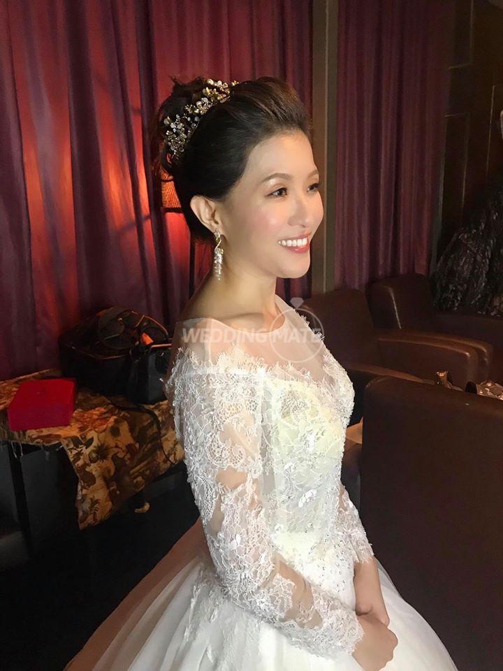 Grace Wang Bridal Makeup