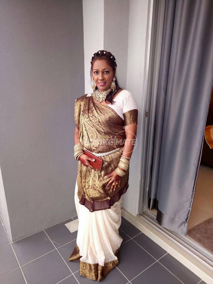 Happy beauty bridal