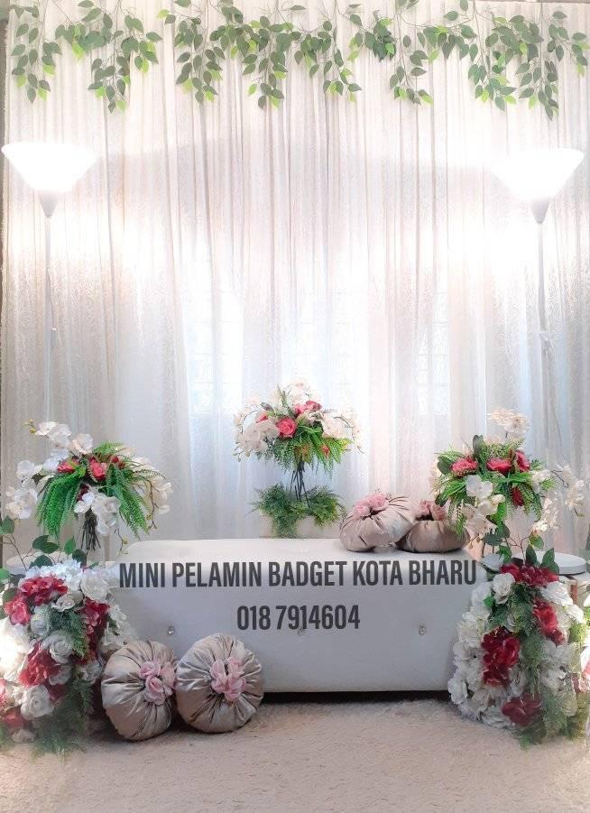Mini Pelamin Budget Kota Bharu