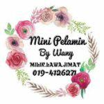 Mini Pelamin By Wany
