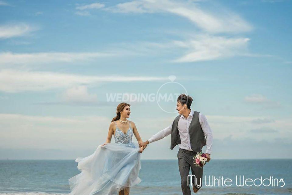 My White Wedding