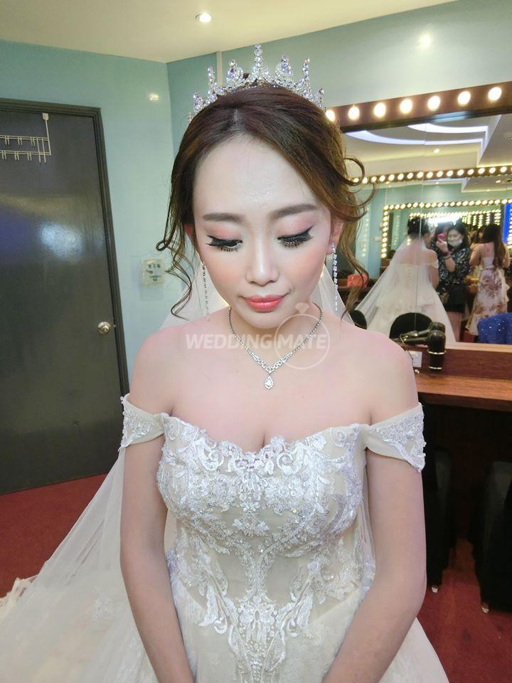 Nichole PSY Bridal Makeup
