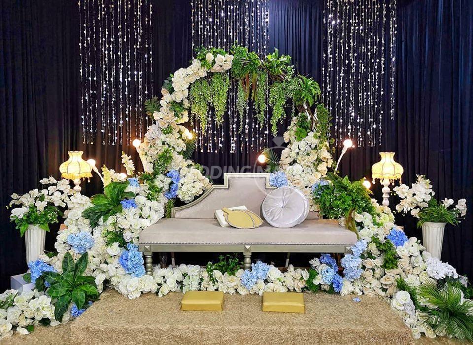 Pelamin Bajet Comel Bridal