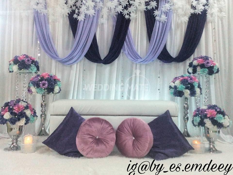 Pelamin Bajet DIY Kelantan