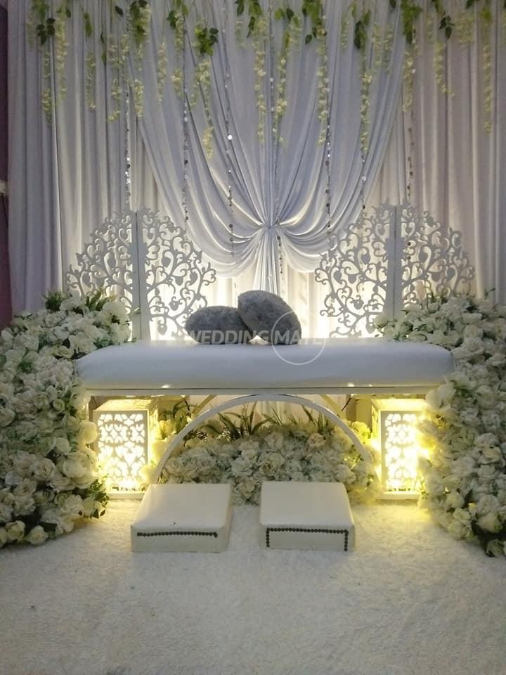 Pelamin Bajet Kota Kinabalu Miesyah Angels