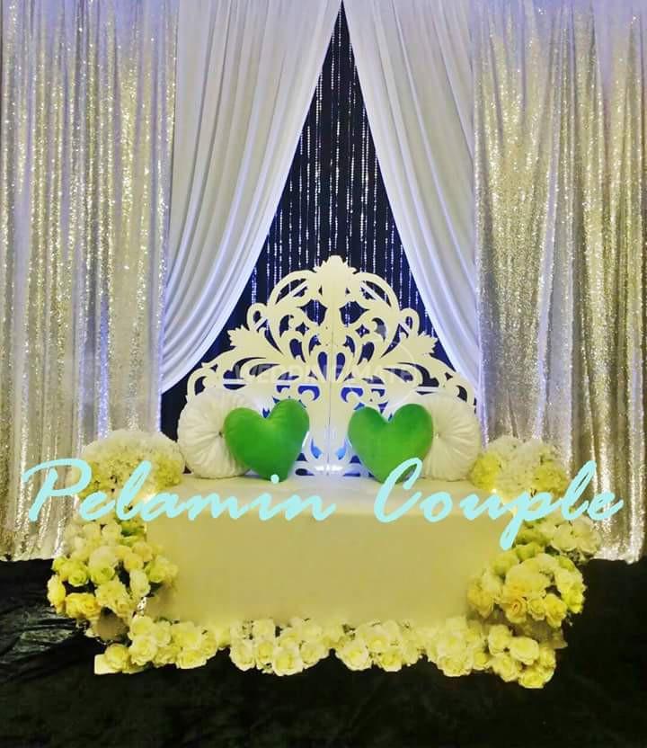 Pelamin Mini Couple Shah Alam