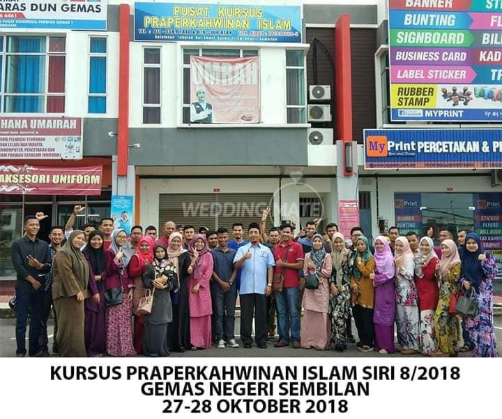 Pusat Kursus Pra Perkahwinan Islam Gemas