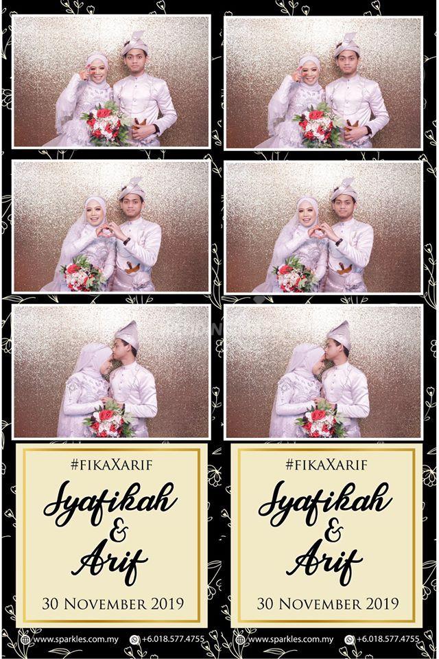 Sparkles Photobooth
