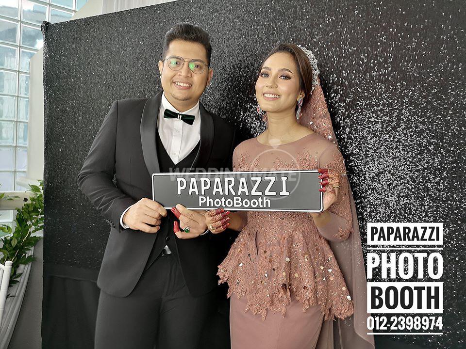 The Paparazzi Photobooth Damansara